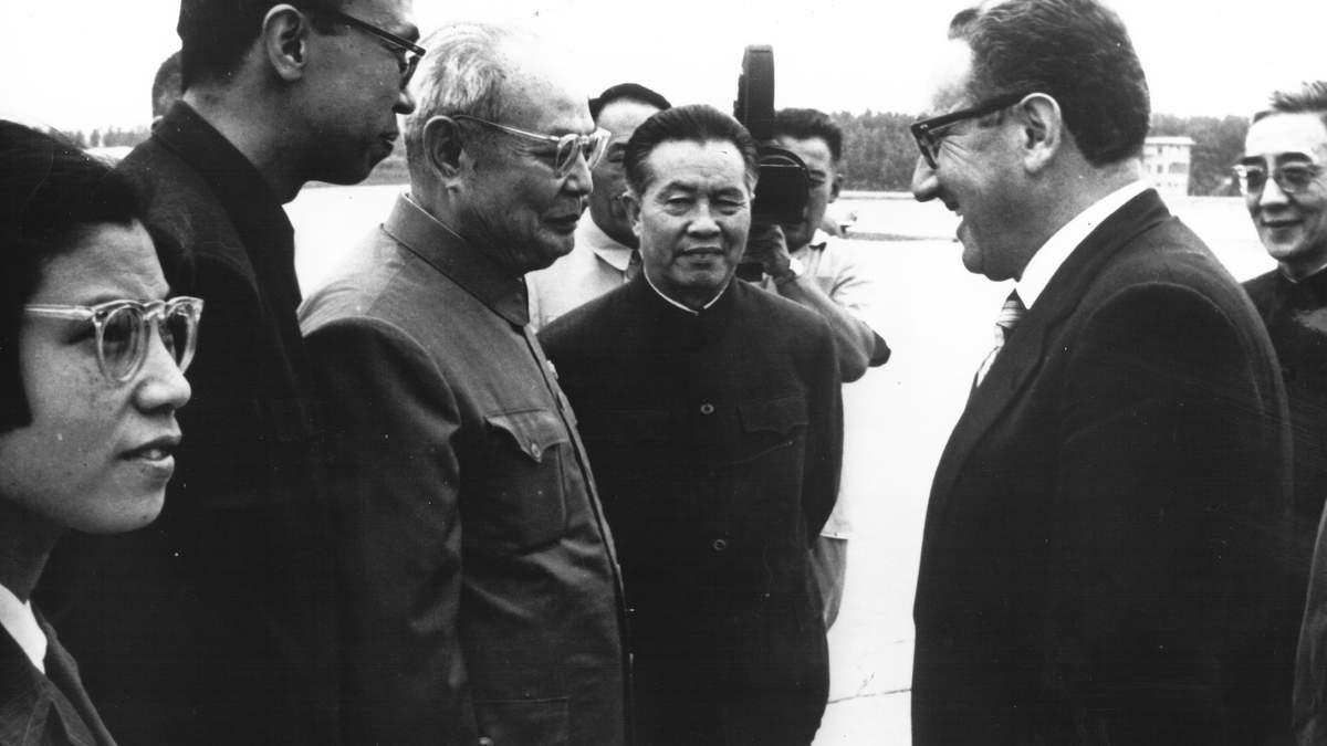 Как визит Киссинджера в Китай 50 лет назад изменил мир