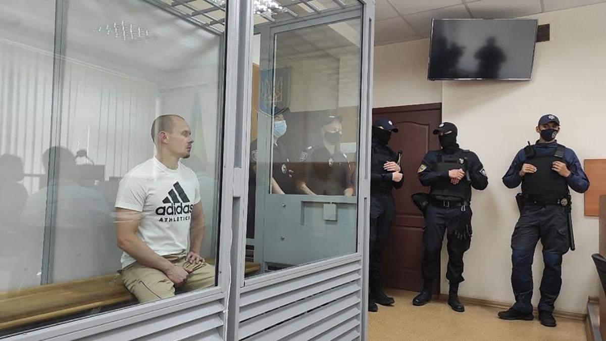 Соратника Киви Ширяева отправили в СИЗО на 2 месяца