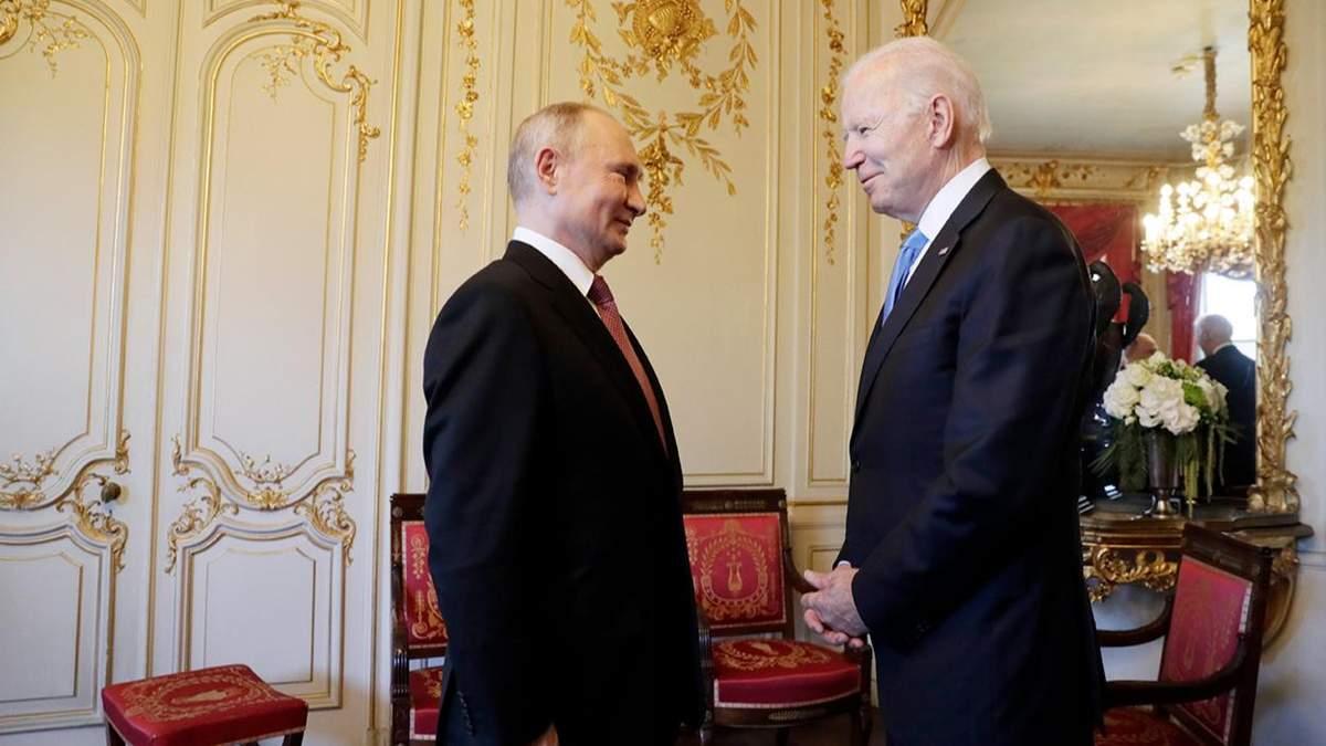 Путін нав'язав Байдену ідею безальтернативності мінських угод