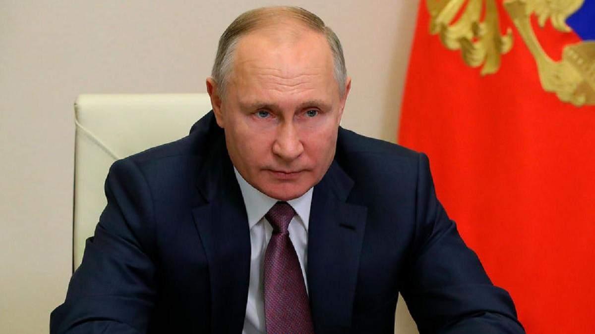 Какой Путин представляет историю Украины: тезисы статьи главы РФ
