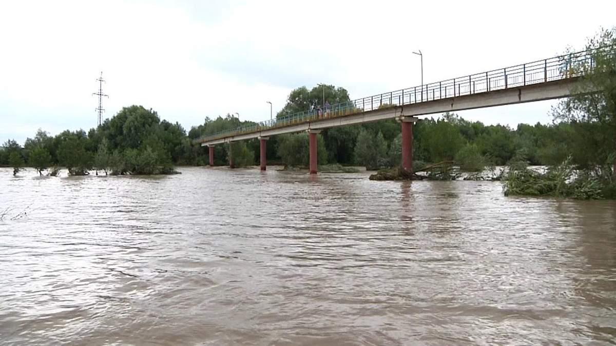 Русло річки Бистриця Солотвинська планують змінити