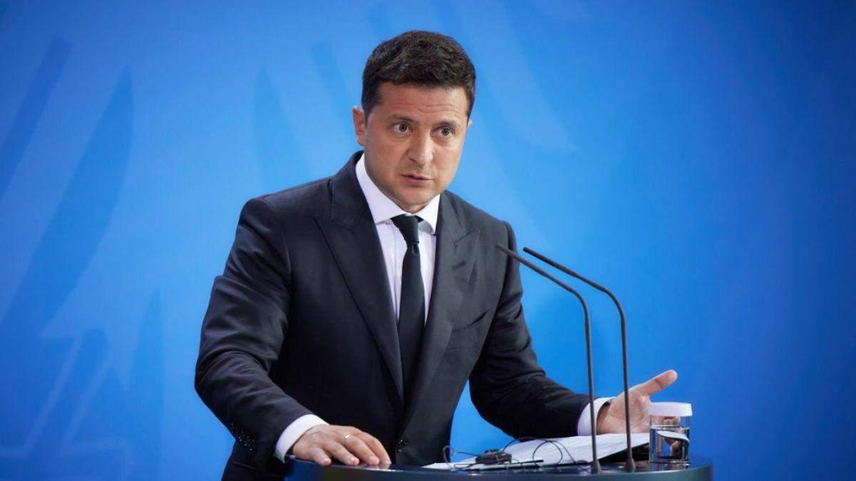 Зеленський заявив, що російська мова не є власністю Росії