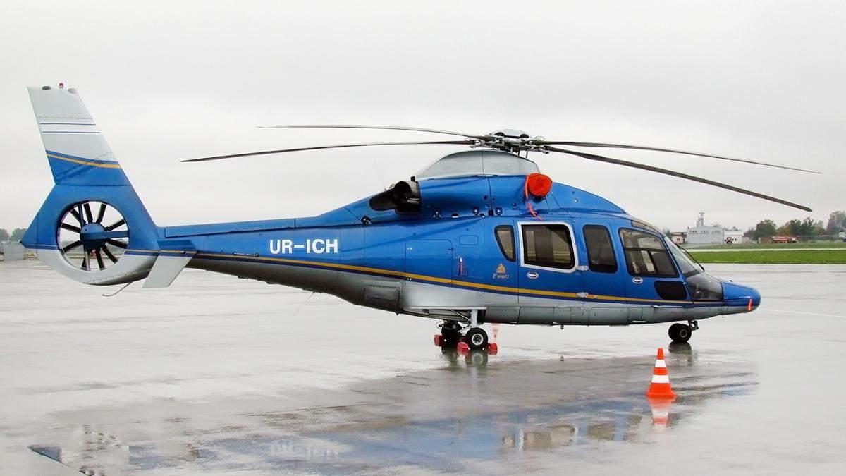 Кому належить вертоліт, яких зніс кемпінг під Одесою