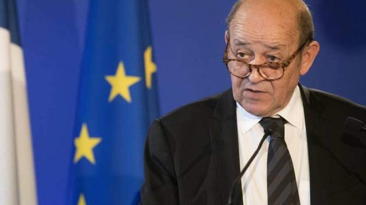 Во Франции заявили, кто будет от страны на саммите Крымской платформы