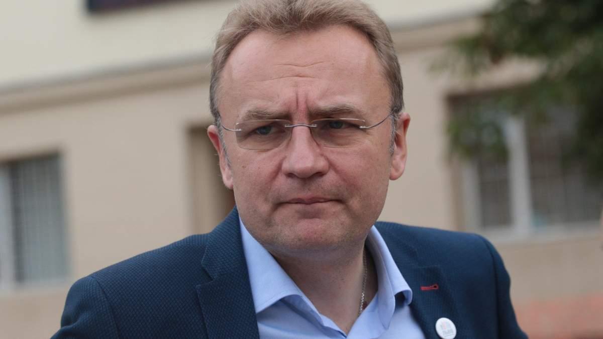 Это вопрос репутации и доходов, - Садовый о запрете проводить матчи УПЛ на стадионе Украина
