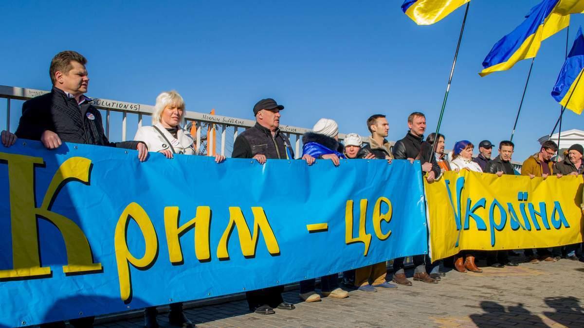 Крымская платформа: основнае цель, поддержка мира и триггер для России