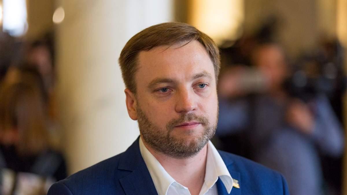 Монастирський погодився на пропозицію Зеленського очолити МВС