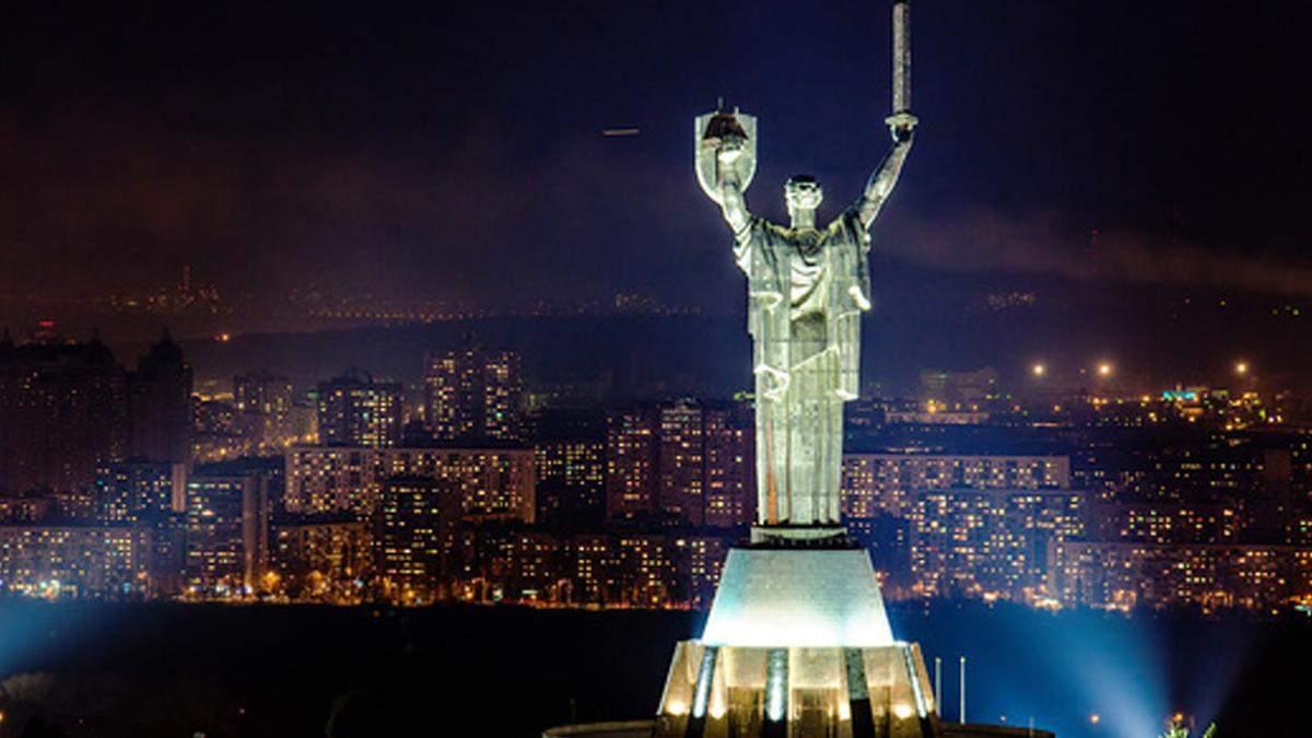 В Киеве зафиксировали теплую ночь в истории наблюдений