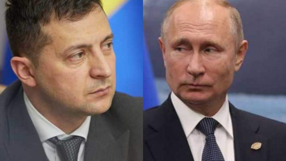 Путін відповів Зеленському на пропозицію обговорити Північний потік-2