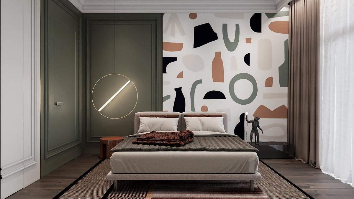 Як пофарбувати спальню