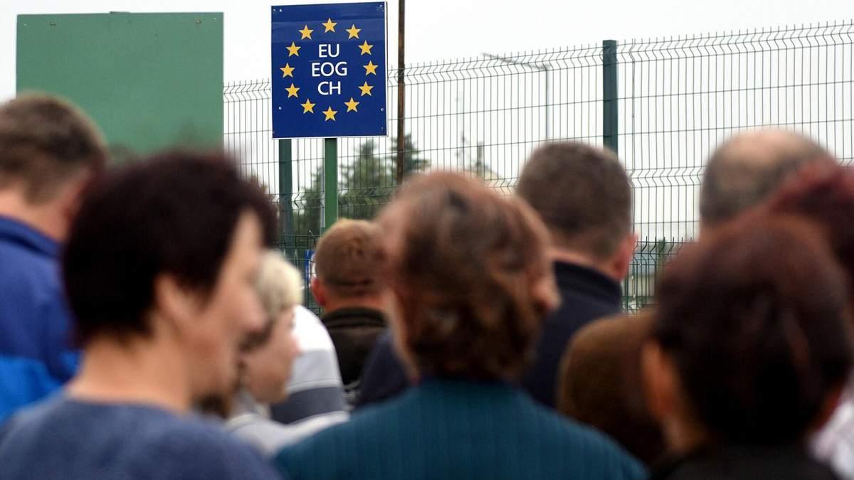 ЕС планирует возобновить свободный въезд из Украины, – СМИ