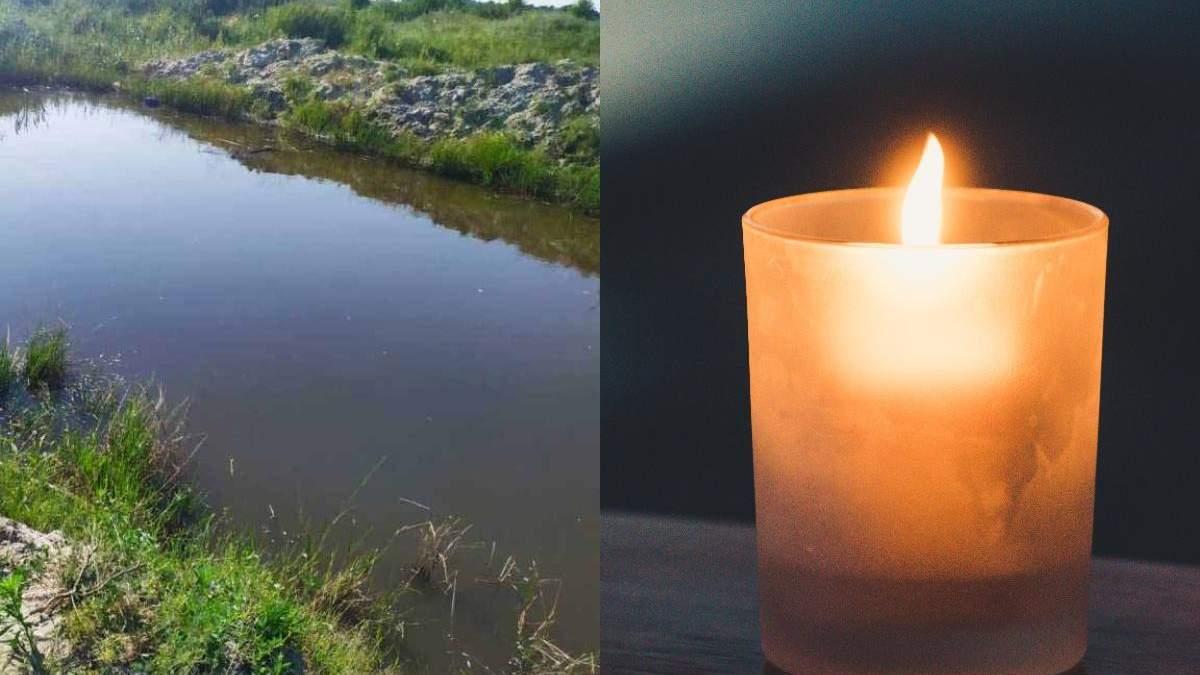 Пішли купатися без дозволу: на Чернігівщині втопилися 2 братиків