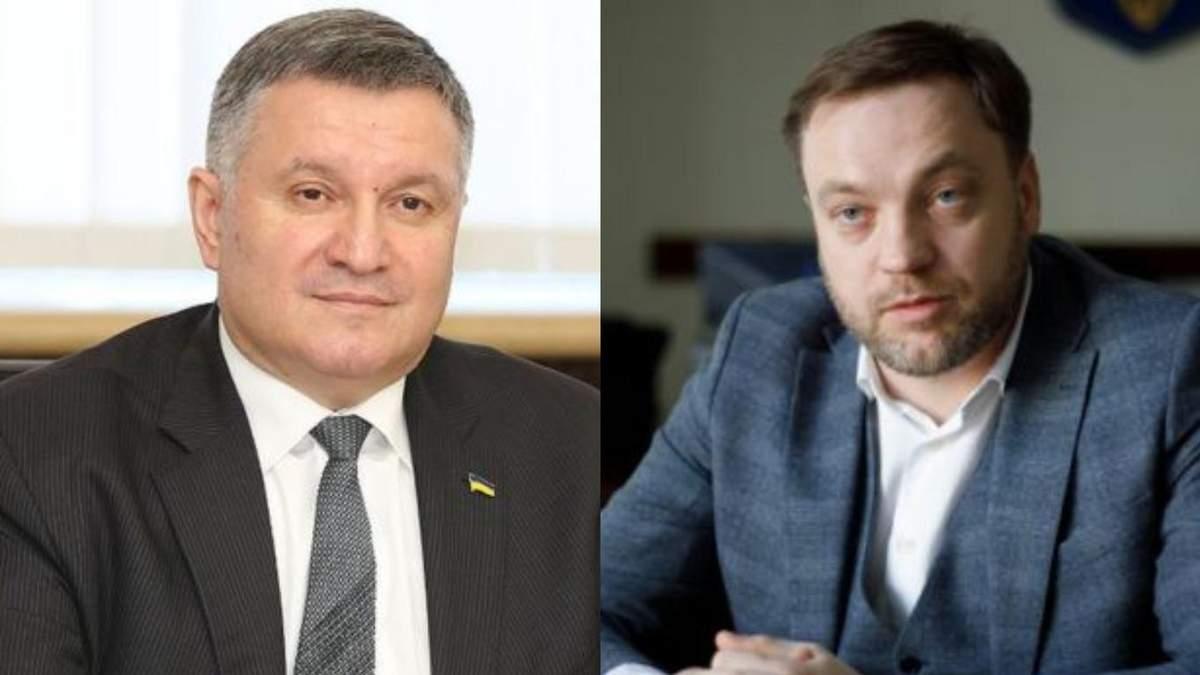 Маслов прокоментував призначення Монастирського та звільнення Авакова