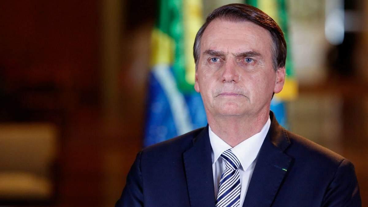Президент Бразилії потрапив до лікарні за дивних обставин