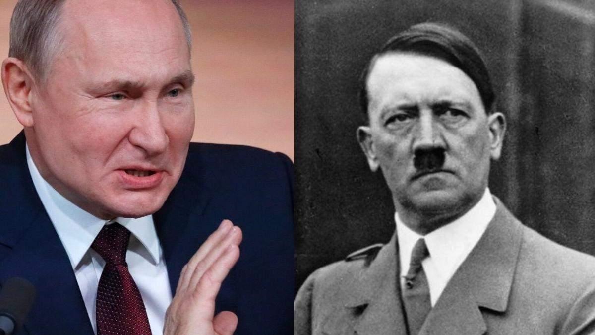 Риторика гітлерівців, – Казанський прокоментував статтю Путіна