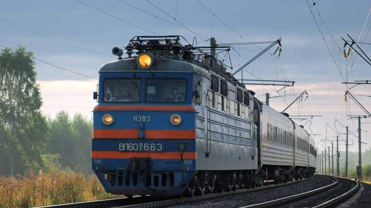 Готовятся запускать поезд УЗ построила путь в Чернобыльскую зону