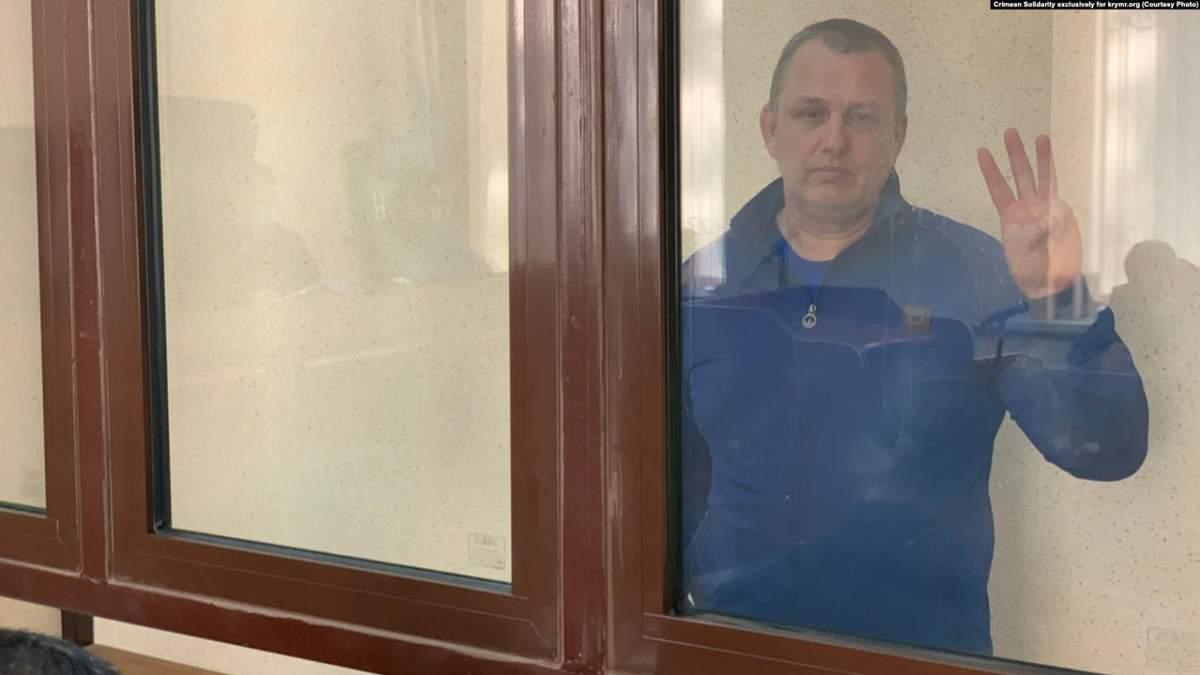Владислава Єсипенка катує ФСБ у кримському СІЗО