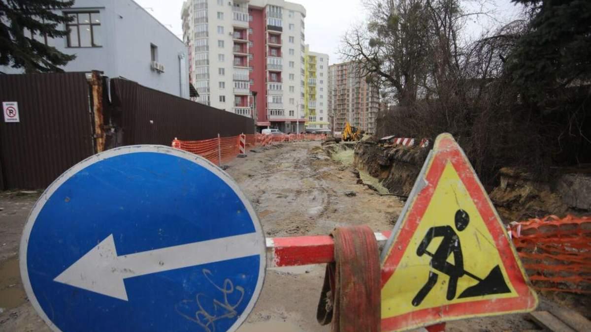У Львові перекрили вулицю, що веде до Високого замку: схема об'їзду