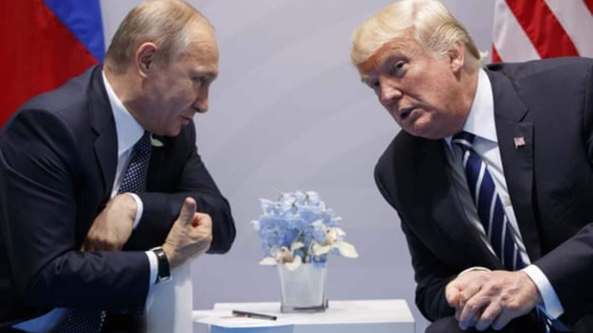 Guardian опублікувала документи Кремля про допомогу Трампу