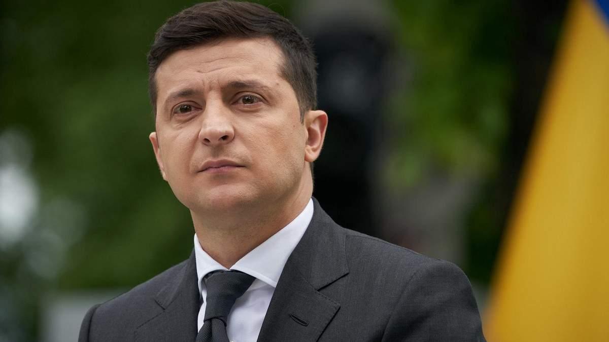 Зеленский высказал пожелание перед встречей Байдена и Меркель