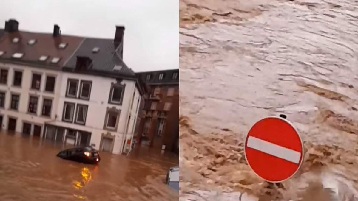 Руйнівна повінь у Європі зачепила Бельгію: 11 людей загинули