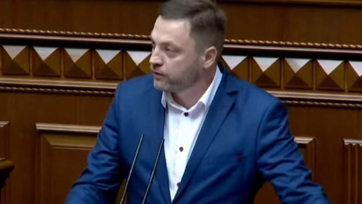 Монастырский рассказал о приоритетах на посту главы МВД