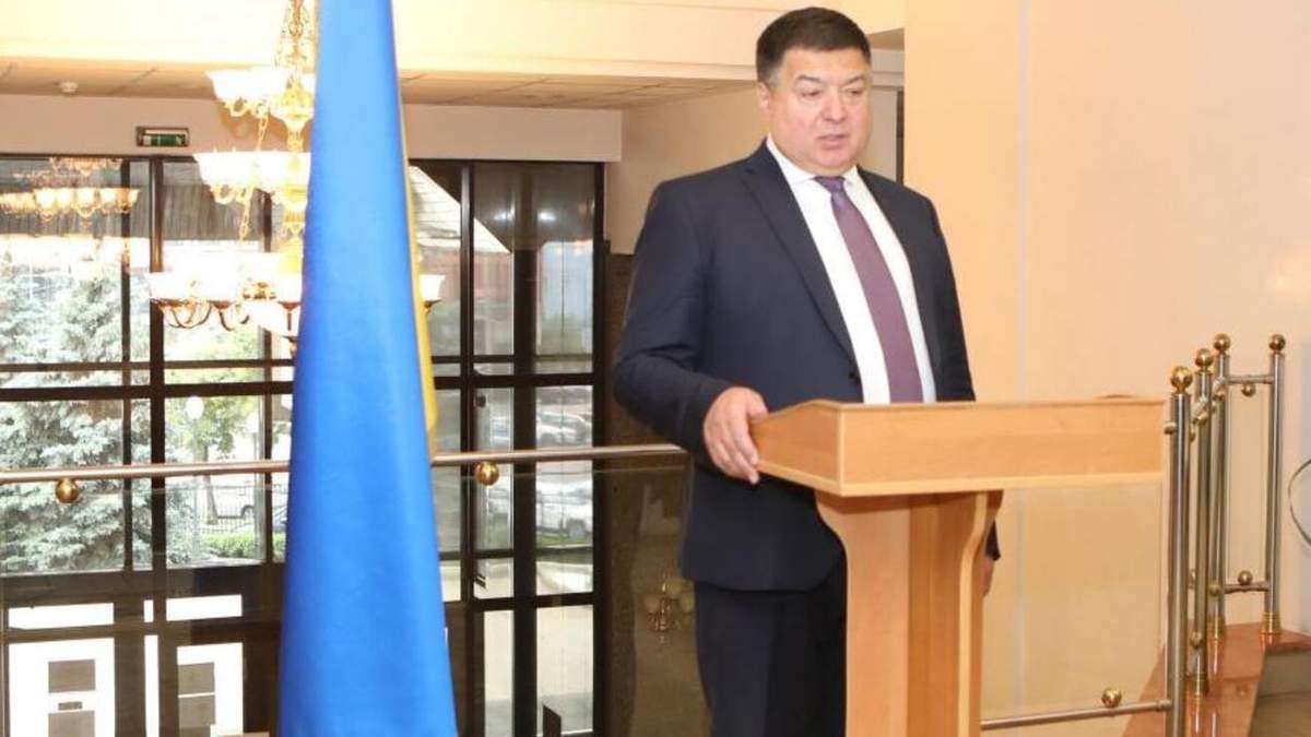 Тупицкому объявили о новом подозрение из-за подделки данных