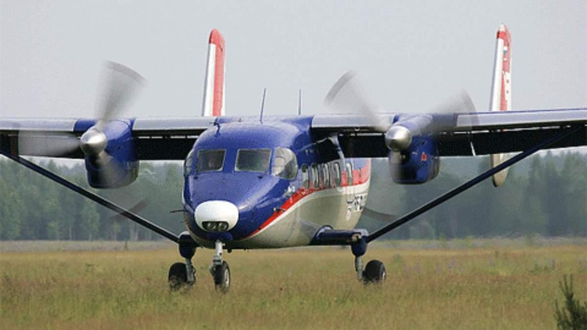 Літак АН-28 16.07.2021 зник з радарів у Росії: на борту діти