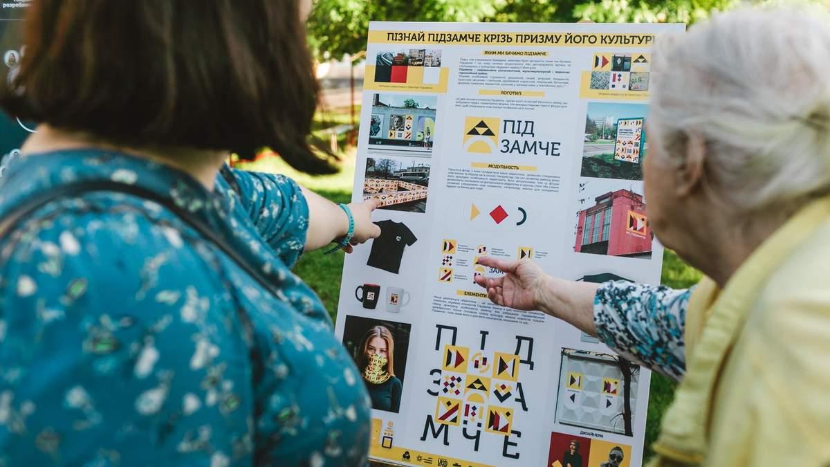 Вперше в історії: у Львові жителі Підзамча обрали брендинг для свого району – фото