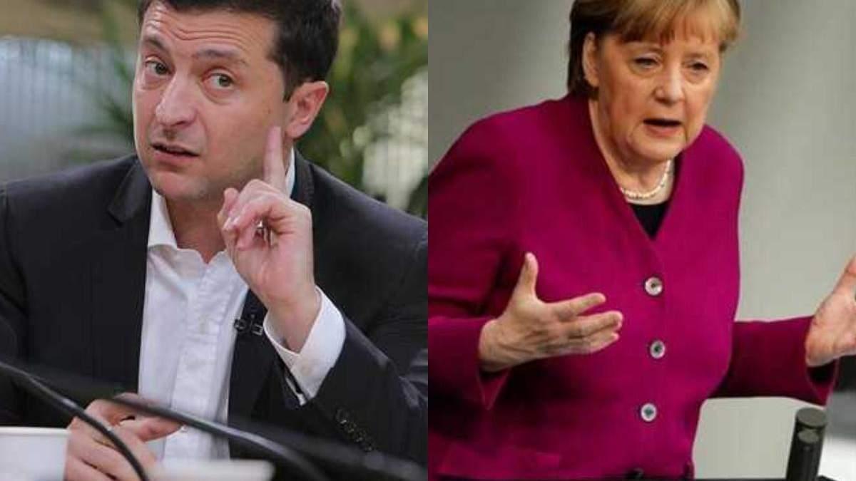 Арестович заявив, що Меркель здала інтереси України