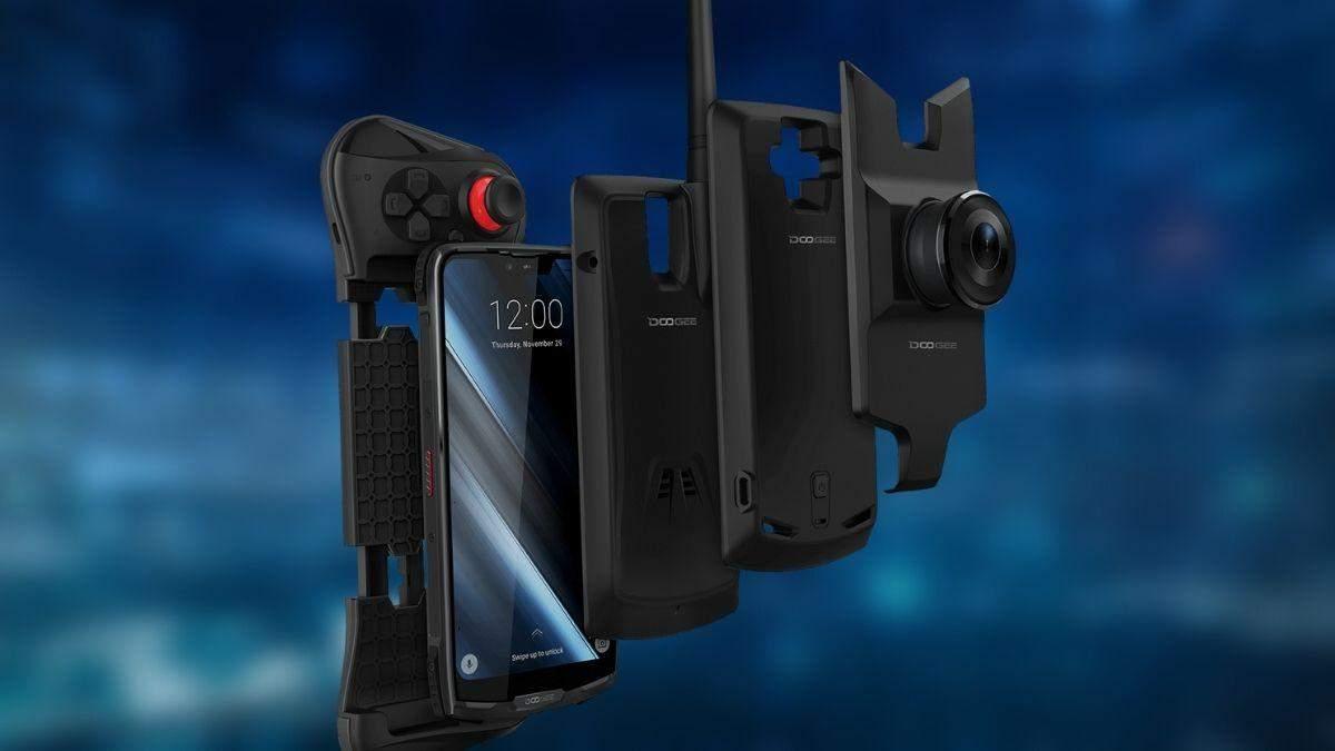 Модульний смартфон