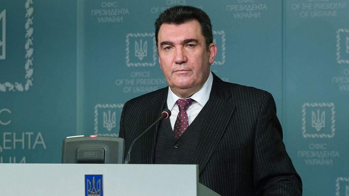 СНБО наложил санкции на создателей фейкового сайта президента Украины