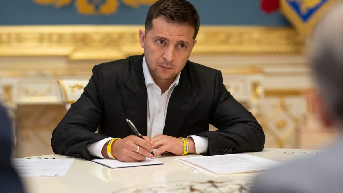 Зеленский подписал закон о нулевой декларации: что он предусматривает