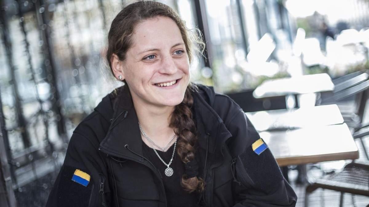 Военная Валькирия может потерять гражданство Украины: причина