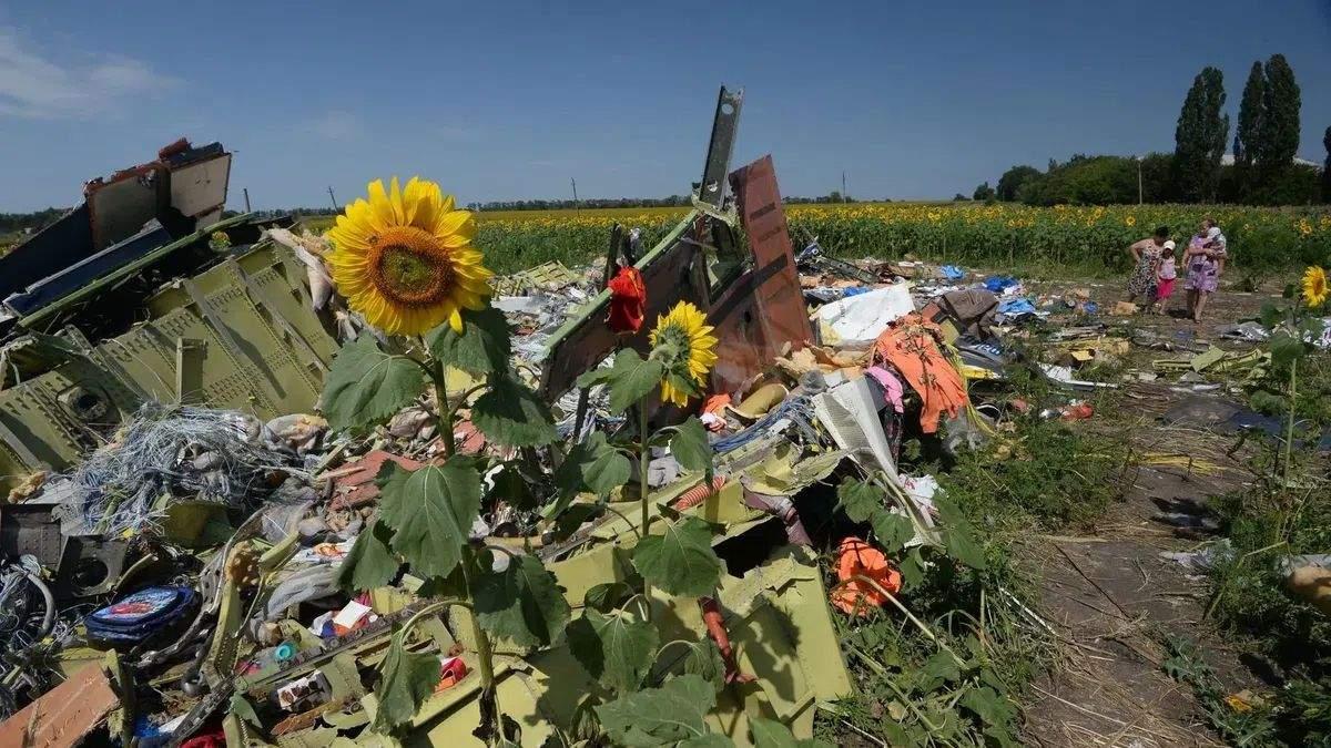 Признайте ответственность: ЕС обратился к России перед годовщиной катастрофы MH17