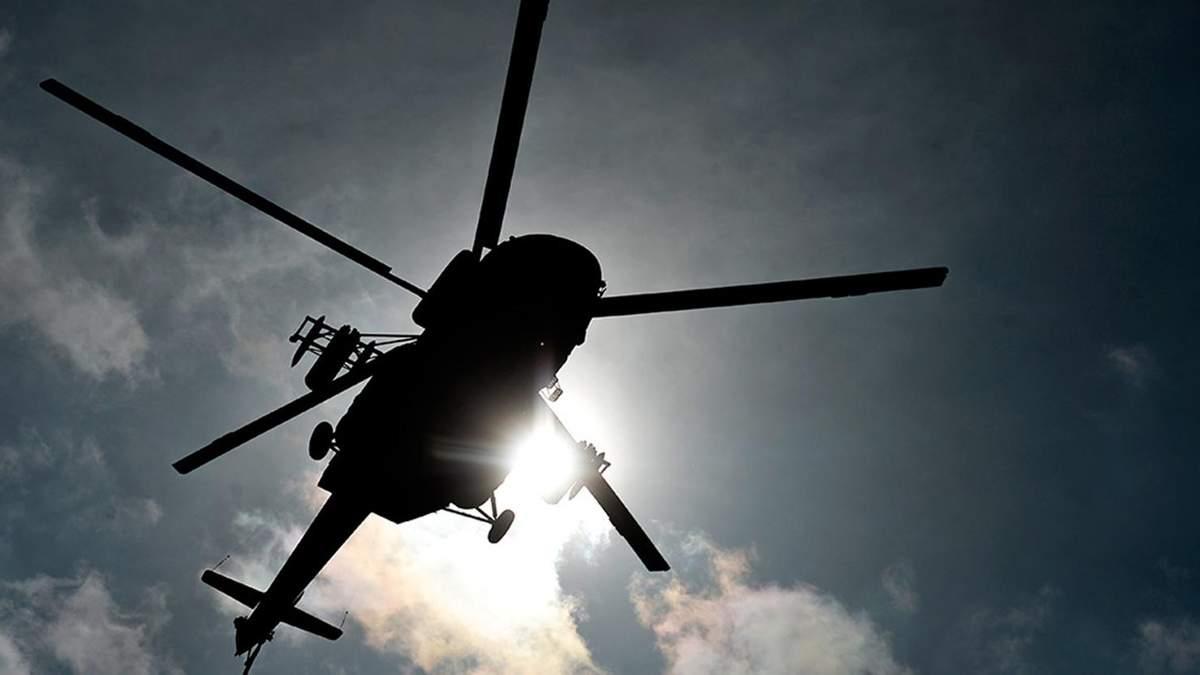 У Миколаївській області 17 липня 2021 впав вертоліт: є загиблі