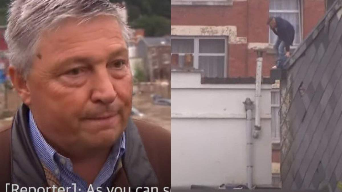 У Бельгії під час виступу мера обвалився будинок: відео