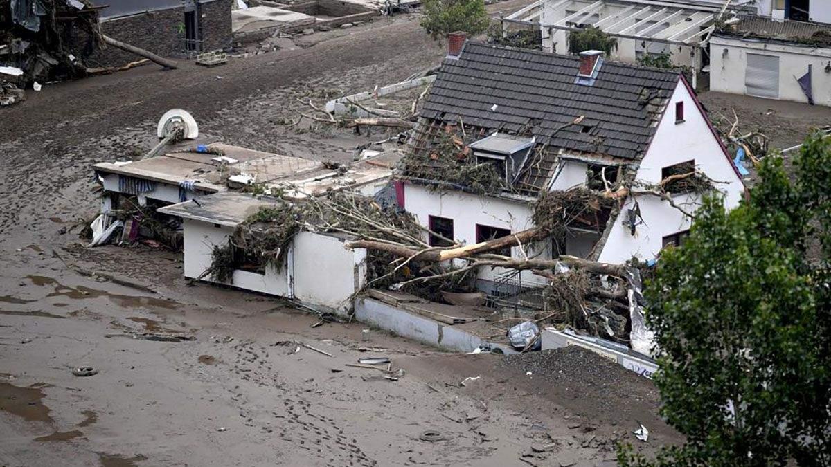 Мешканка Німеччини розповіла про руйнівні повені