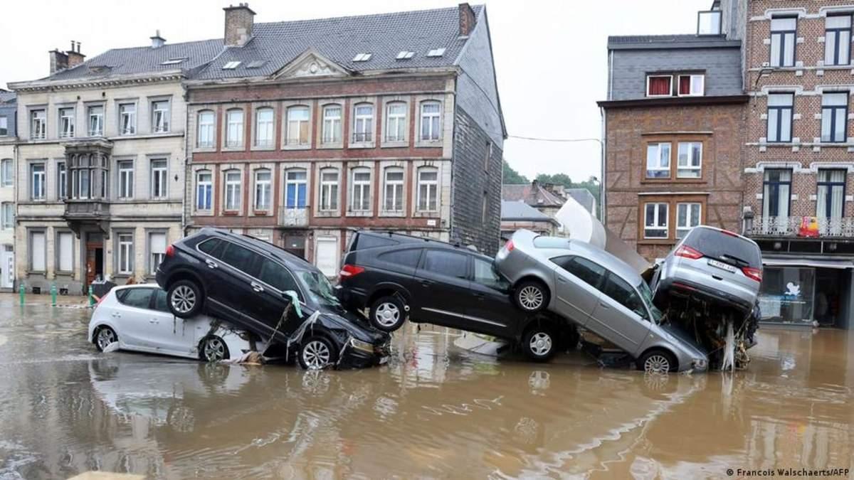 В Бельгии наводнение унесло не менее 20 жизней, 20 пропали без вести
