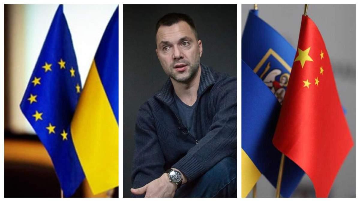 Если Запад будет дружить с Россией, Украина развернется на Восток