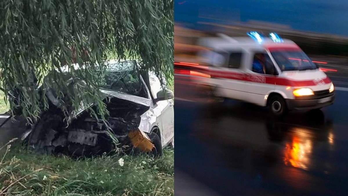 На Волині у ДТП загинули 3 людей, ще 9 – постраждали