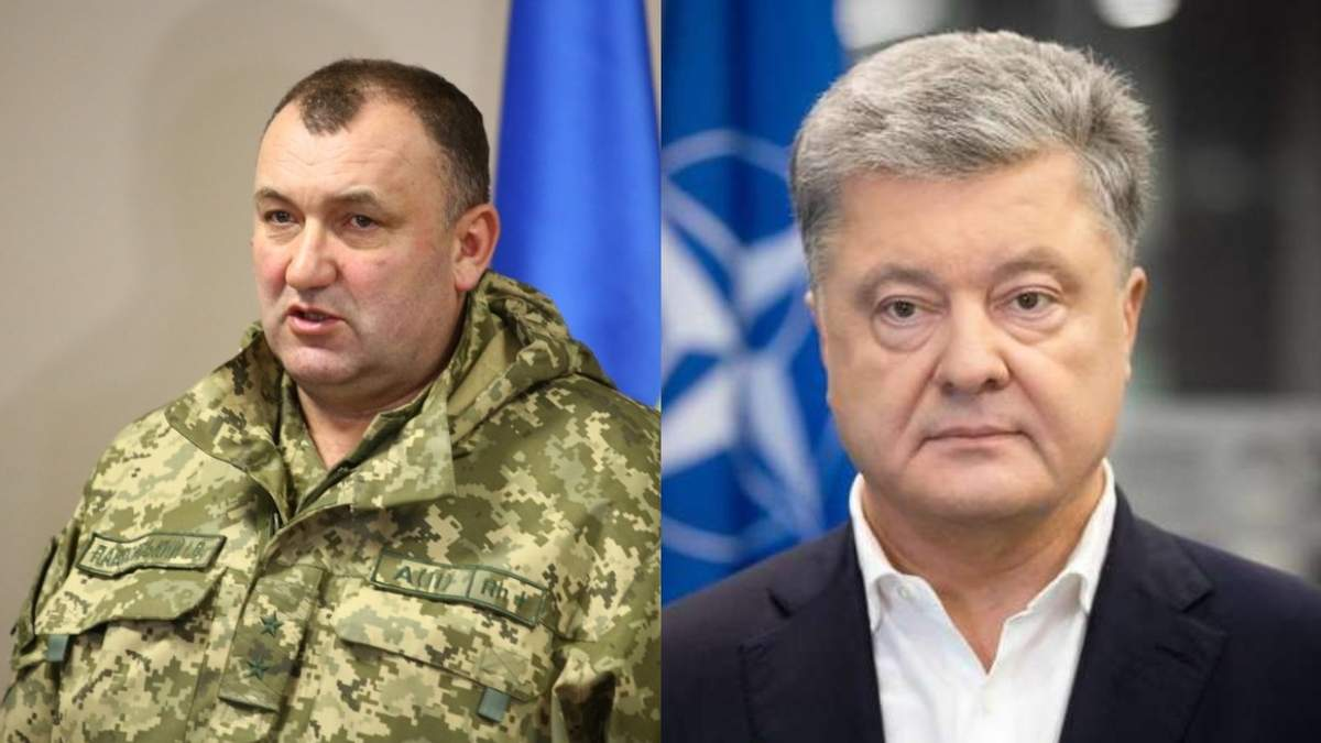 Арест генерала, который может сдать президента: что скрывает Порошенко