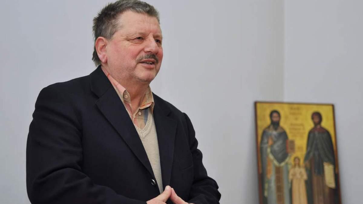 Во Львове умер поэт-шестидесятник, выдающийся художник Роман Хоркавий