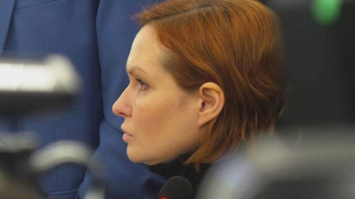 Юлия Кузьменко ничего не знала о Павле Шеремета к заключению