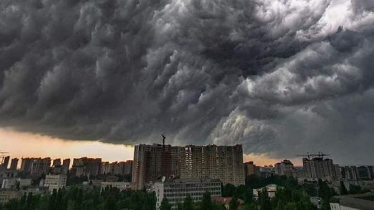 Кличко прокоментував потоп у Києві