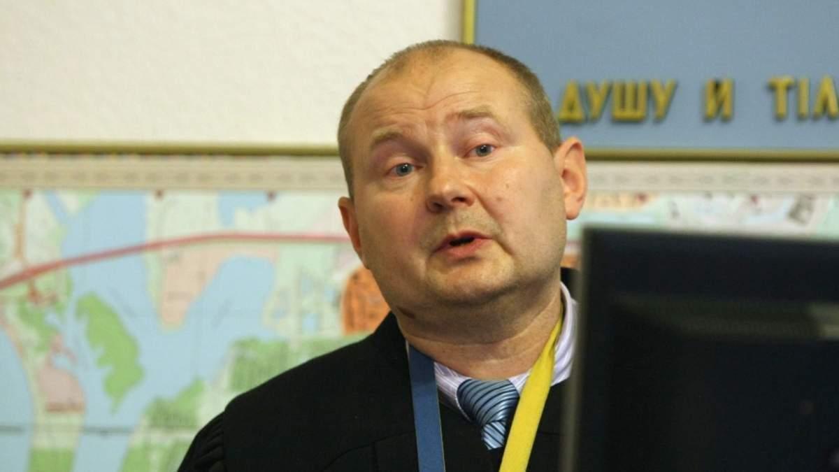 Суддя Чаус перебуває під контролем розвідки Міноборони, – Бутусов