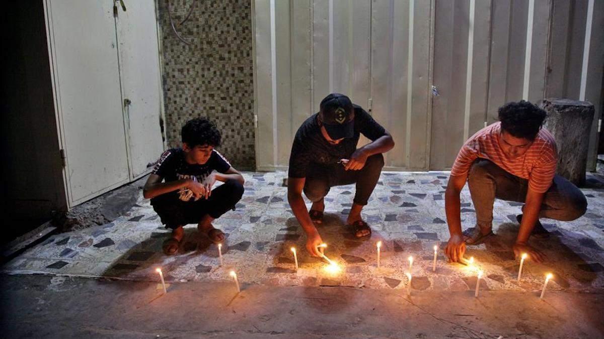 Кривавий теракт у Багдаді: десятки загиблих від вибуху на ринку