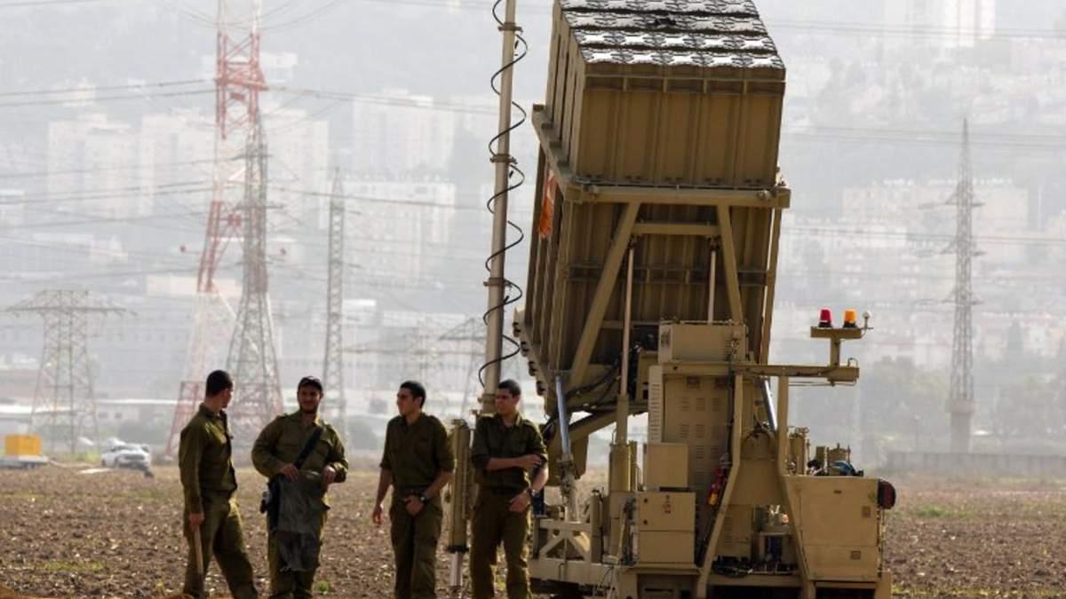 Израиль ночью 20 июля обстреляли ракетами с территории Ливана