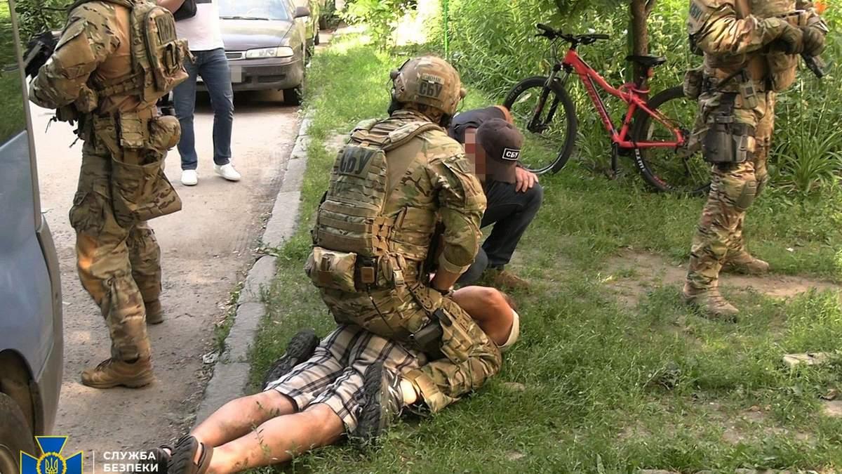 СБУ затримала колишнього депутата бойовиків: фото