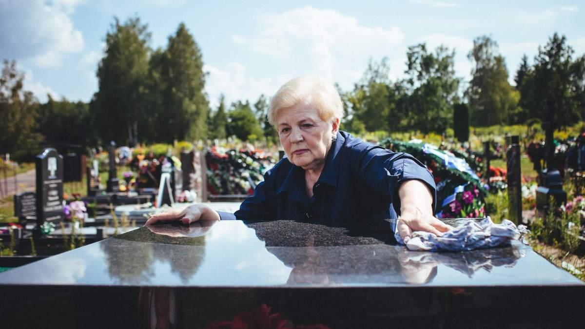 Мама Шеремета заявила, що не комунікує з владою та поліцією